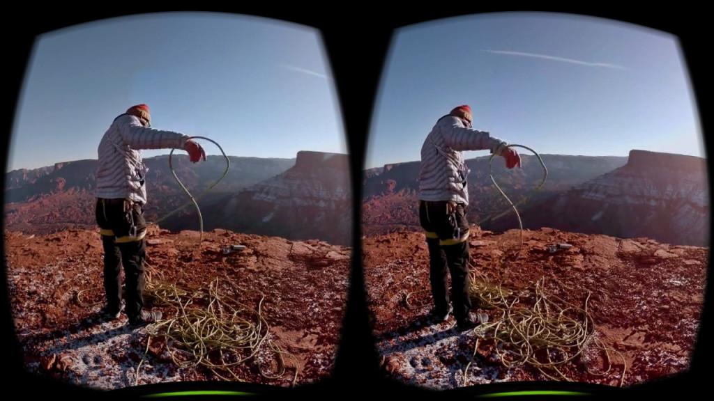 visore virtuale