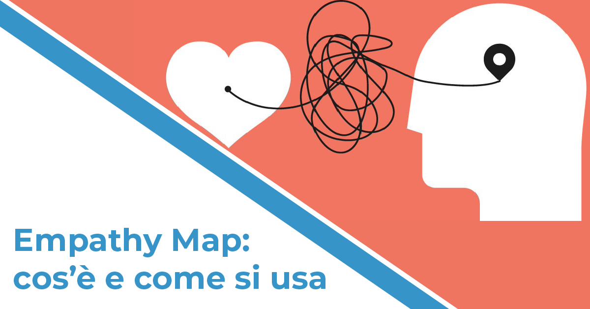 empathy map cos'è e come si usa