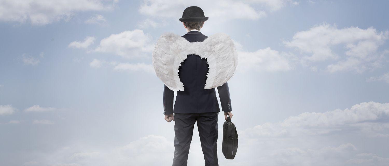 Startup marketing: il business angel, mentore e finanziatore di startup.