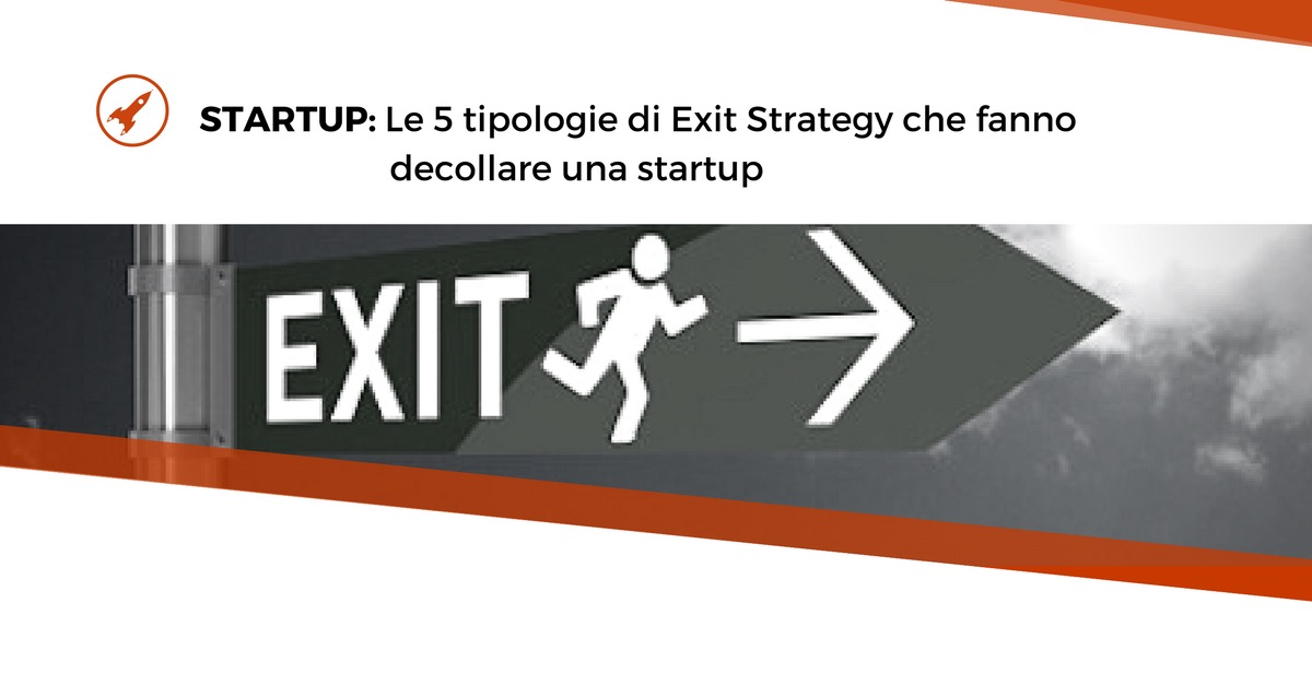 startup exit strategy