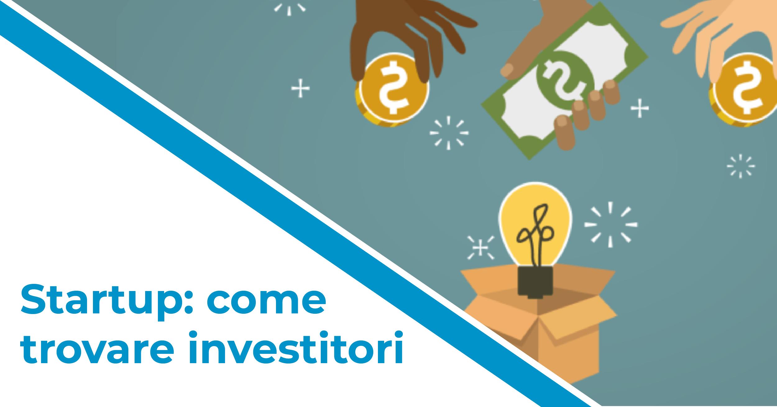 investitori startup