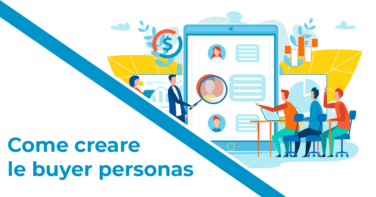 creare buyer persona