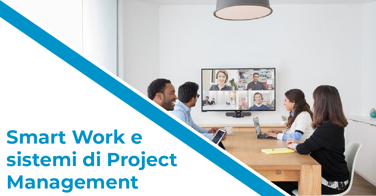 Smart working e project management