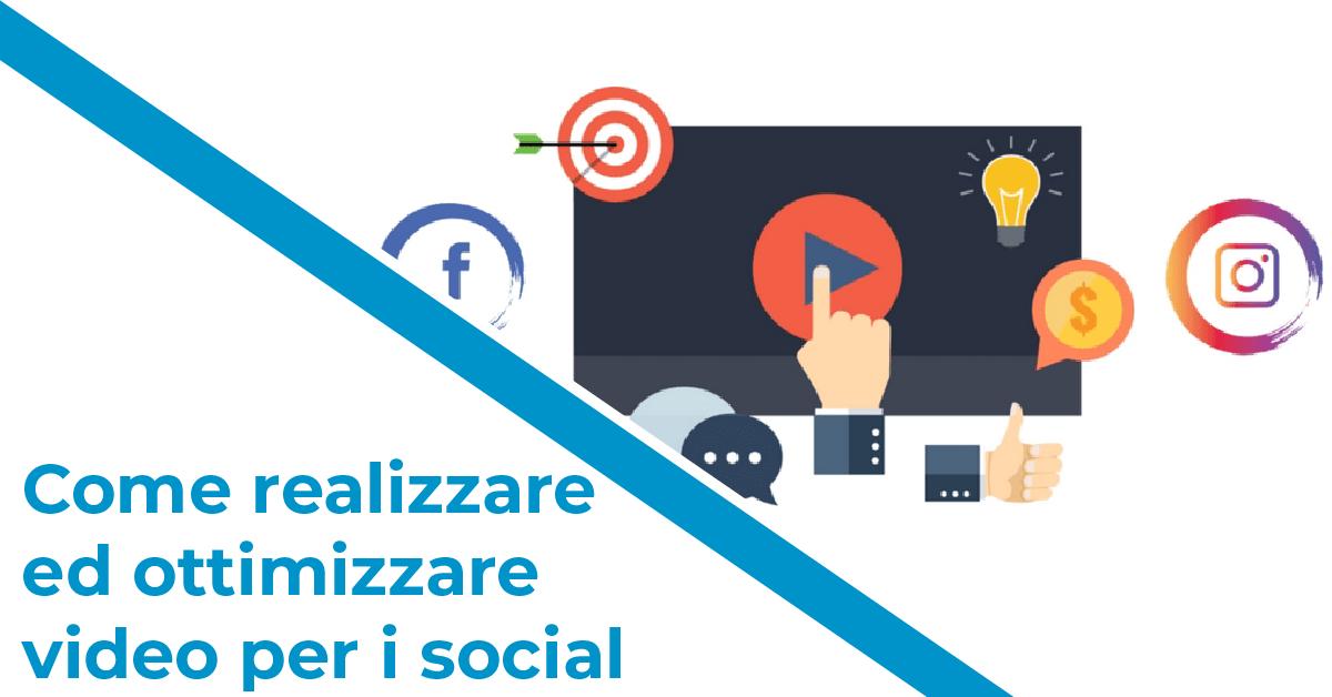Video social per promuovere la tua azienda