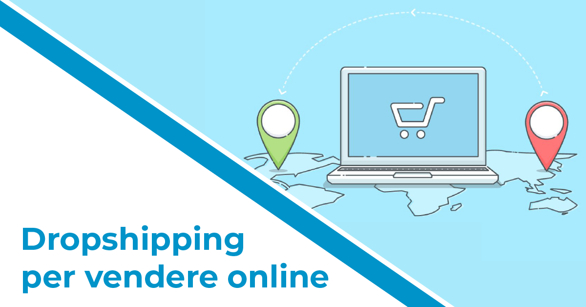 Dropshipping per le vendite online
