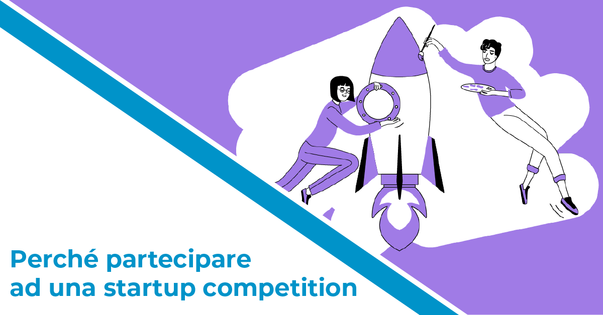 partecipare startup competition
