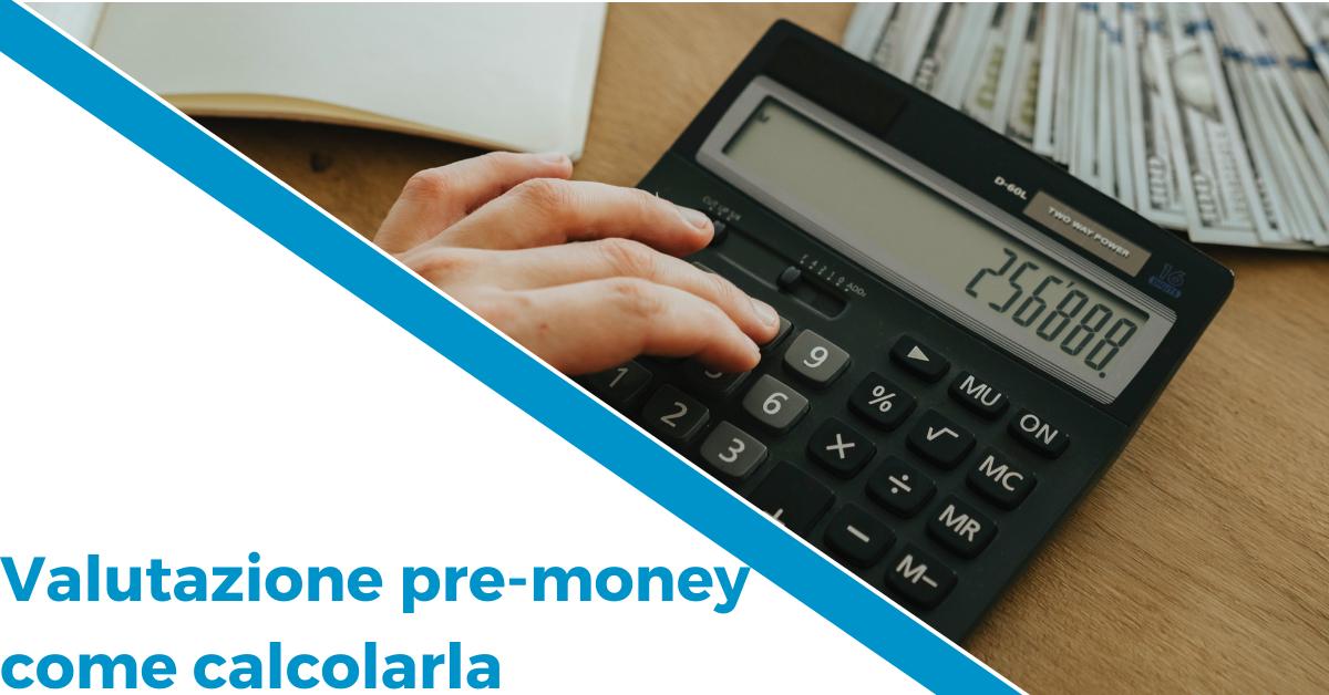 Valutazione pre-money
